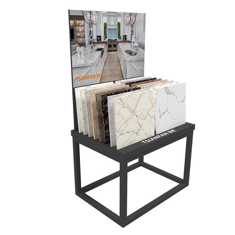 Ceramic Tile Sample Display Stand Rack