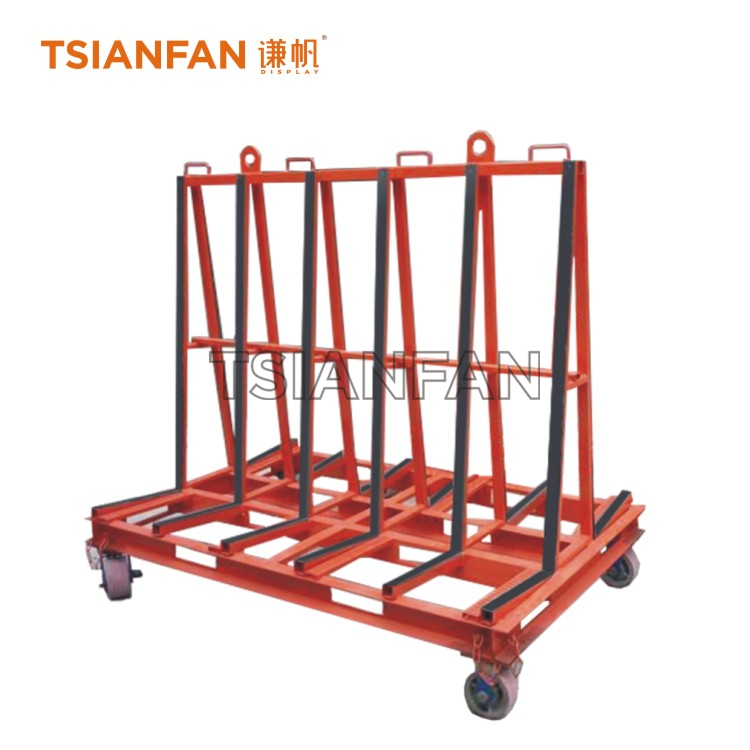 Granite Slab Transport Rack