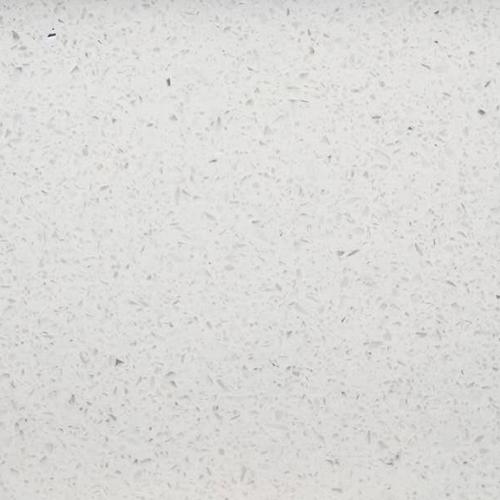 Glacier white color artificial quartz stone China