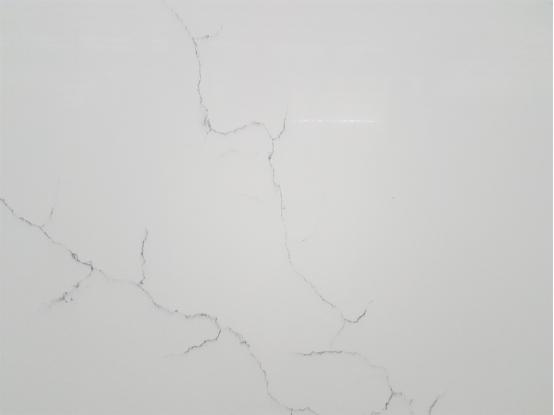 Carrara White Quartz