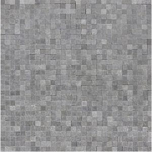 light grey stone mosaic
