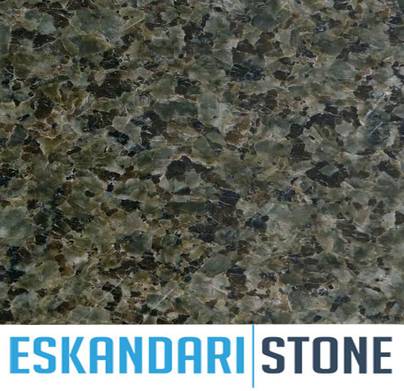 Emerald Brown Granite