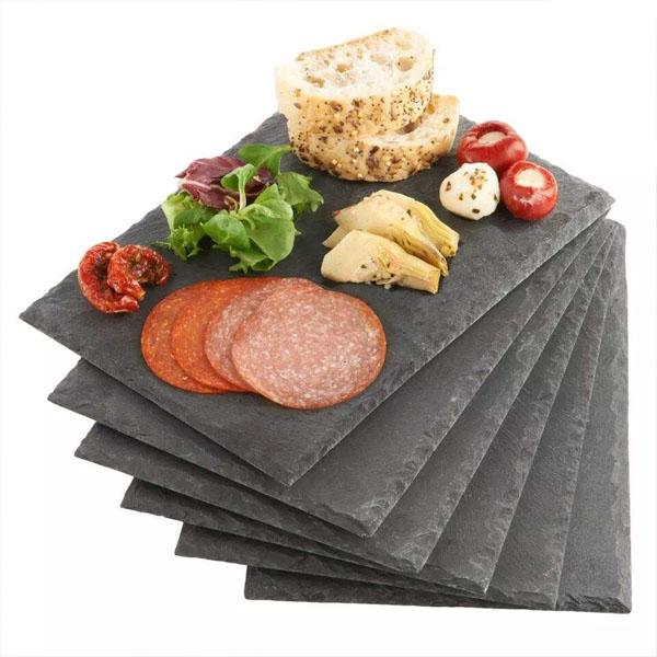 Black Slate Cheese Board  20x30cm