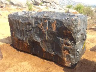 Nimbus Black Granite
