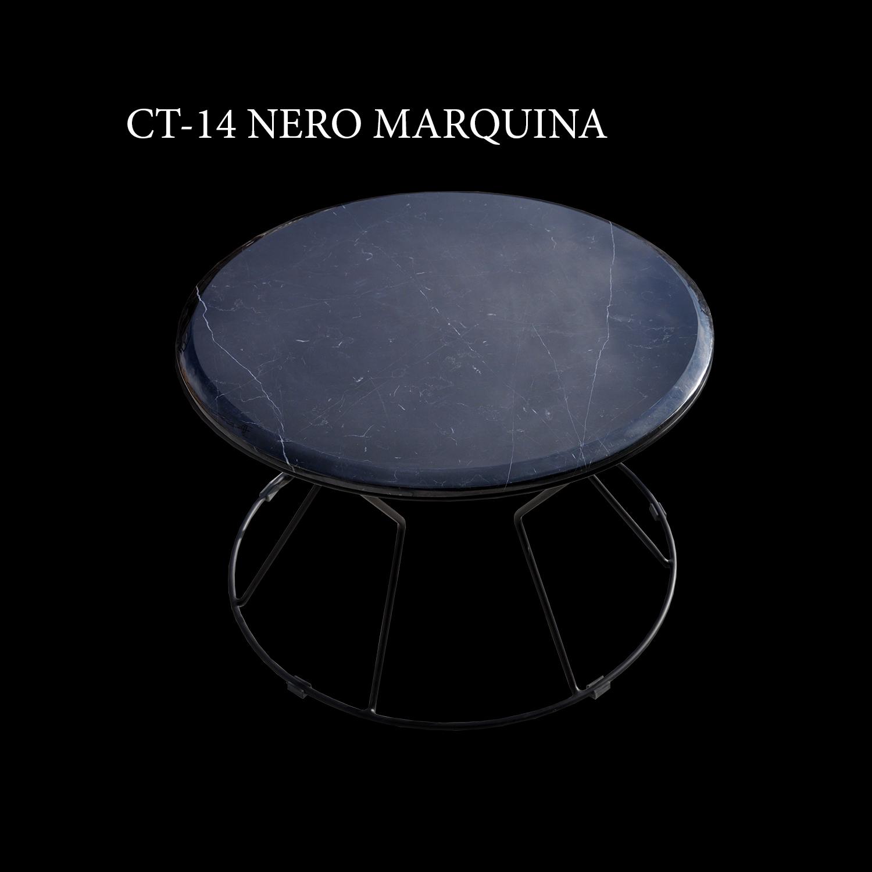 Nero Marquina Coffee Table