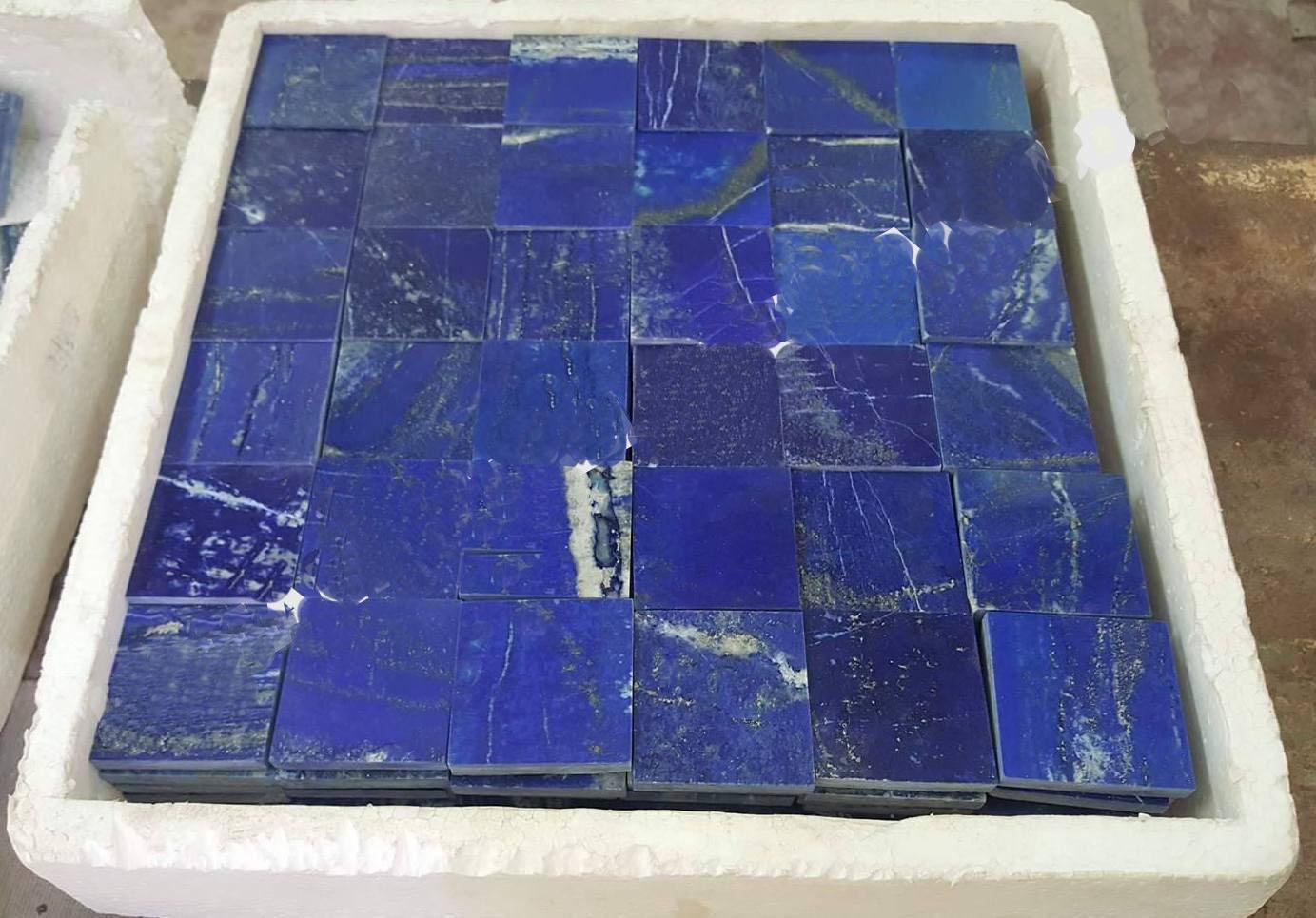 lapiz mosaic tiles