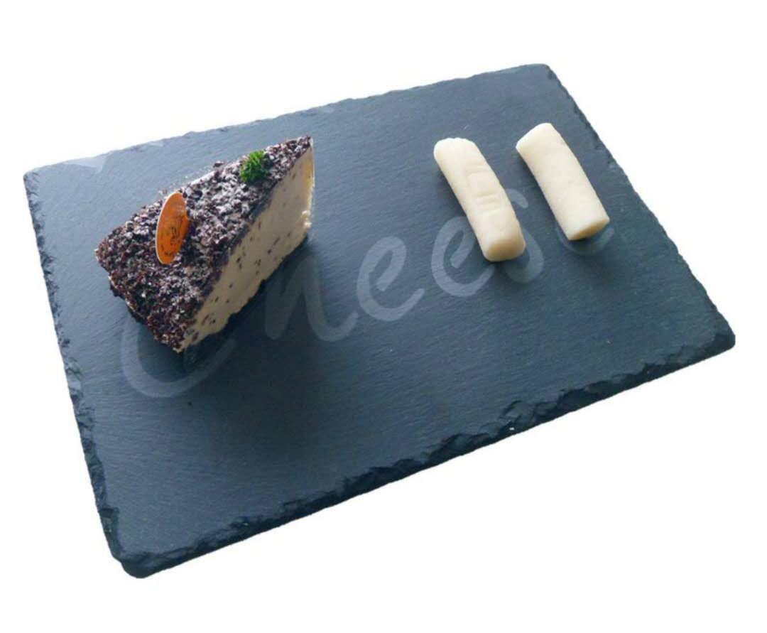 Slate dishes plates coaster