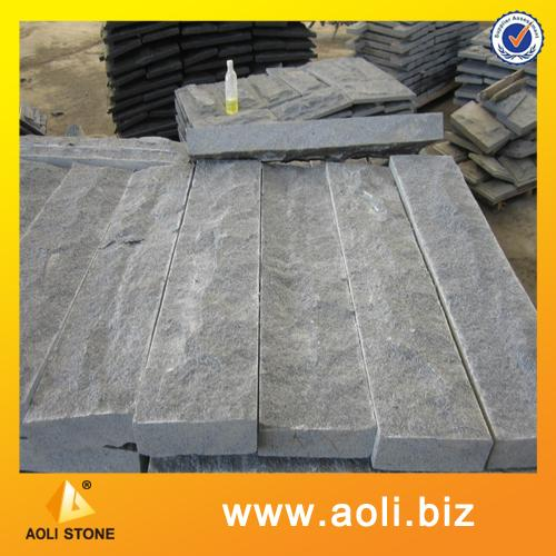 Sesame Black Granite block for curbstone