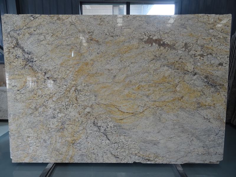 Golden Flower Granite Big Slabs
