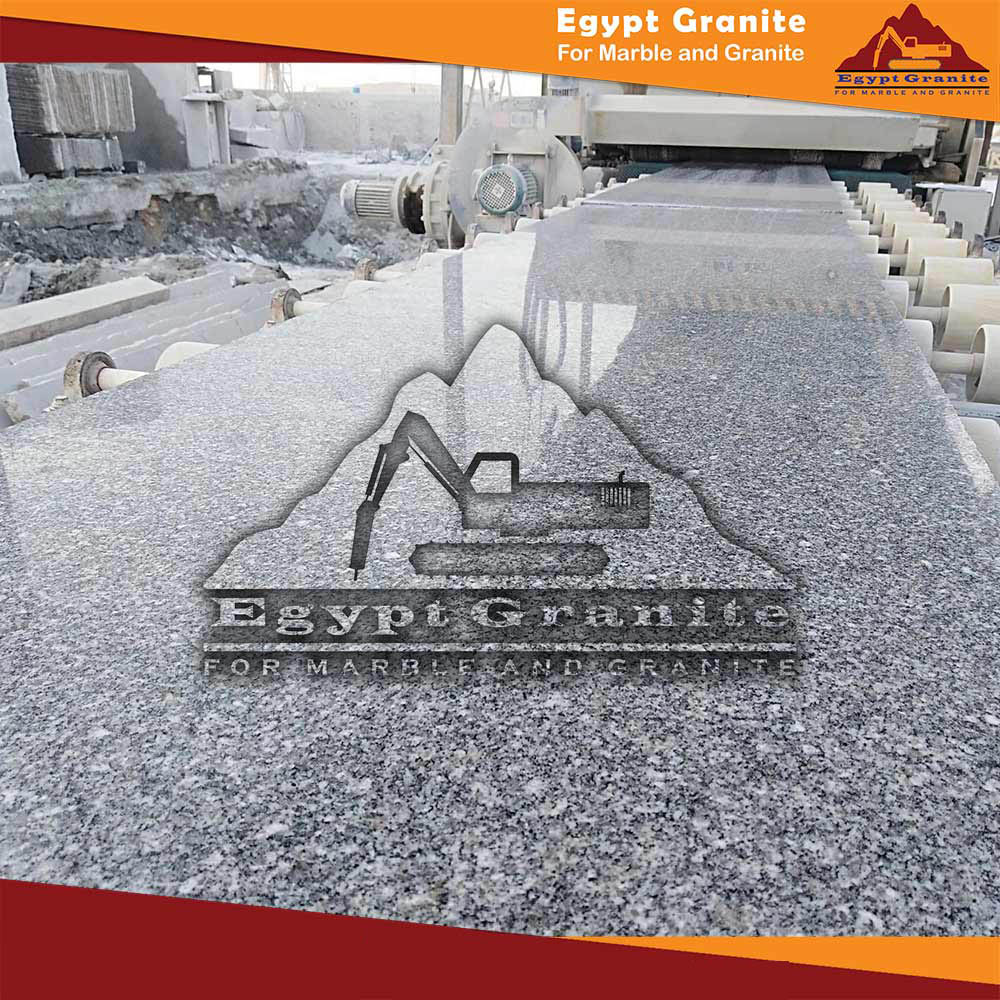 grey dark granite slabs