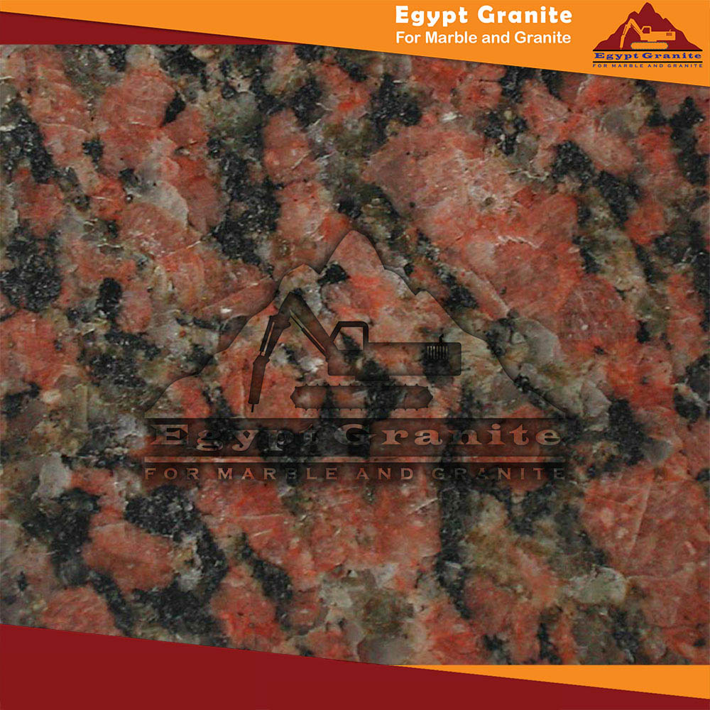 red aswan dark granite