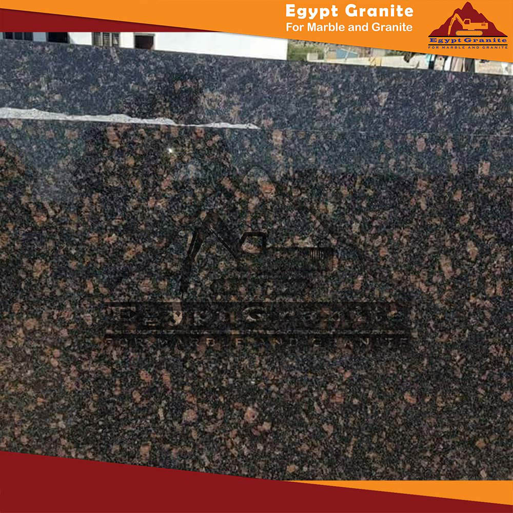 aswan black granite slabs