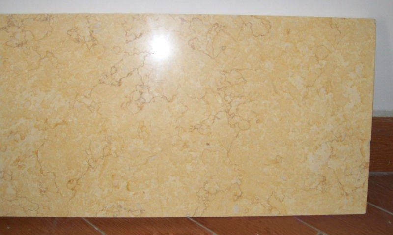 Yellow Cleopatra Marble Tiles