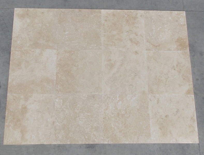 Travertine Tiles Ivory Light hf