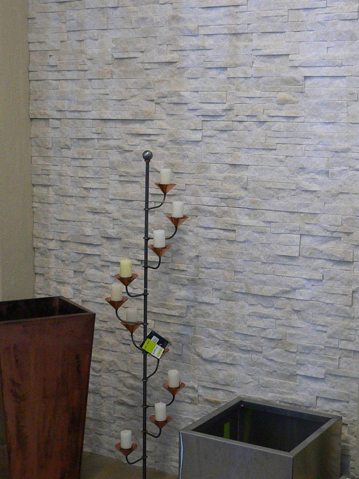 White Quartzite Wall Stones RP-40F