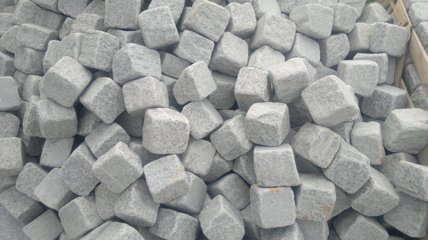 G603 tumbled cube