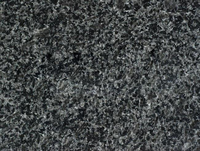 China Factory Baoxing Black Ice Flower Granite Tiles