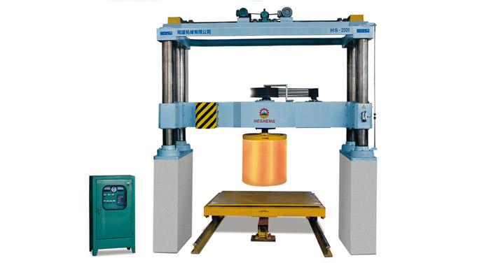 HS-2500 ARC PANEL CUTTING MACHINE