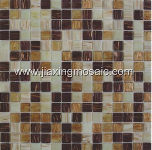 Goldstar/ Goldsilk series mosaic
