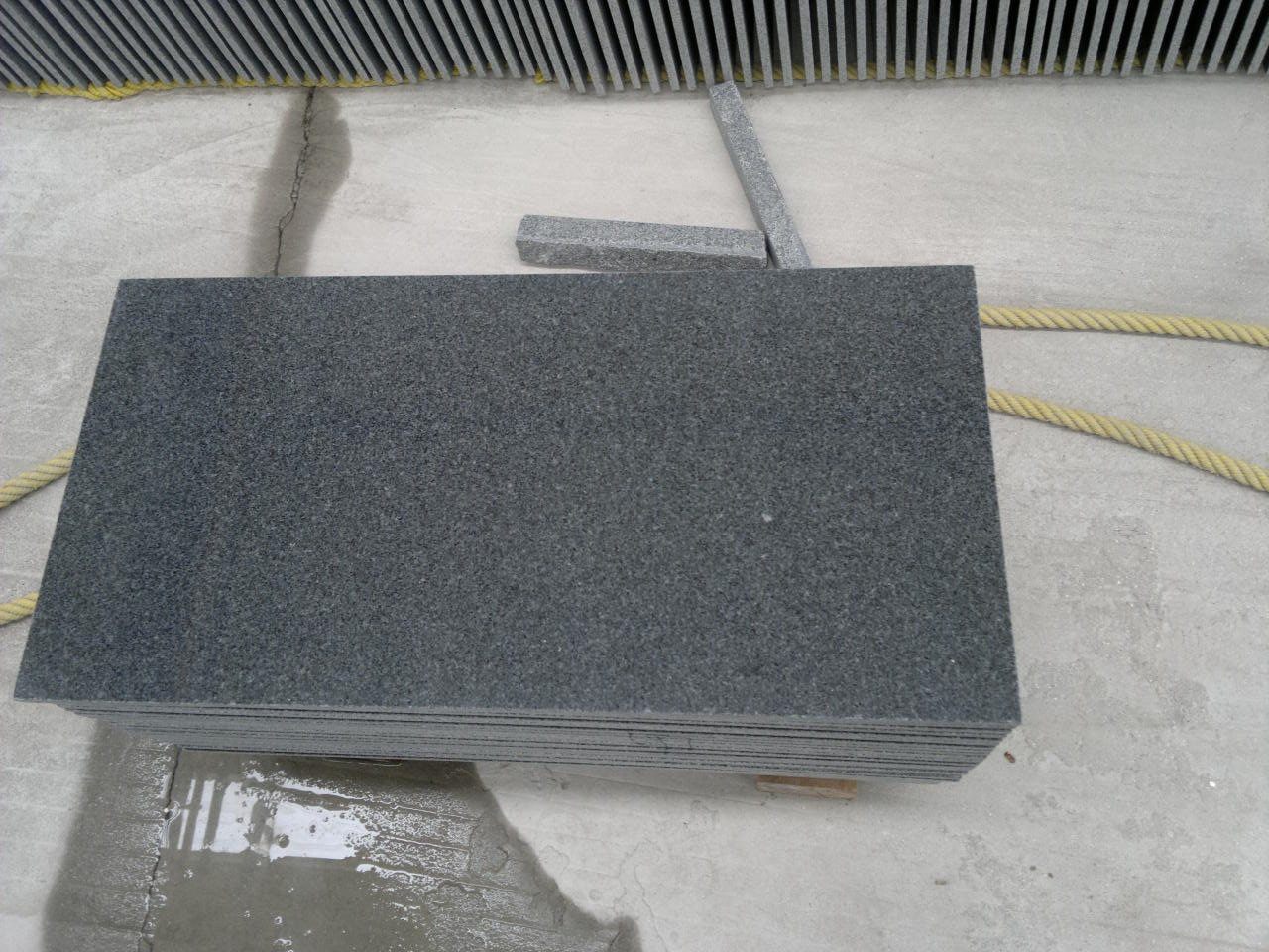 G654 tile  Padang dark tile