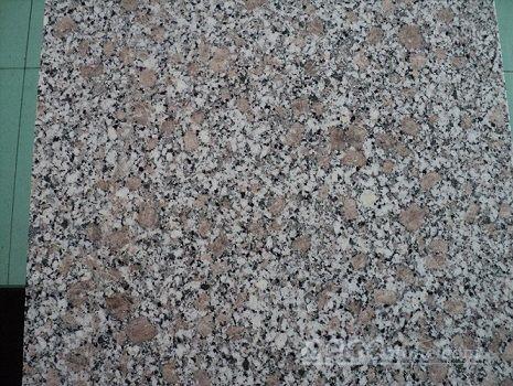 G383 grey granite  brown flower granite