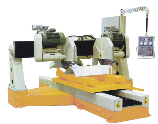SXSQ4-1500 arc plate stone cutting machine