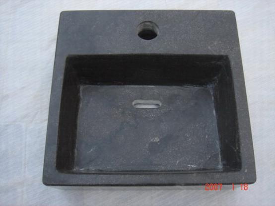 Blue Stone Sink