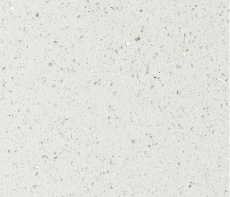 Starlight White Galaxy Quartz Stone