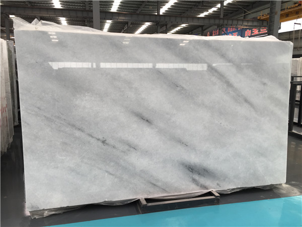 Crytal White marble