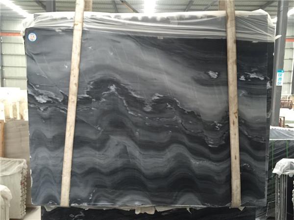 Hilton marble slab