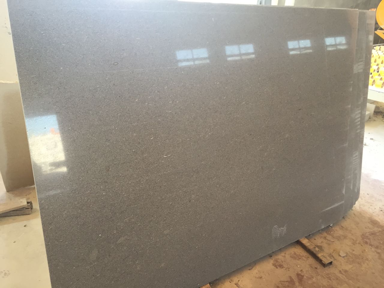 Moca Grey Limestone Slabs