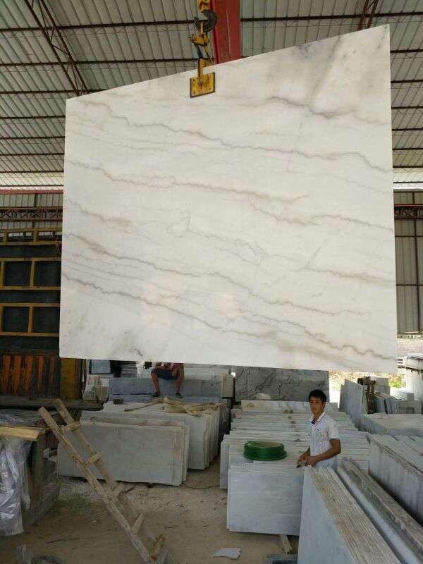 Guangxi White big slabs