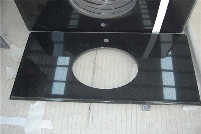 shanxi black granite counter top