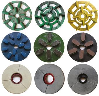 8 10 granite polishing and grining wheels