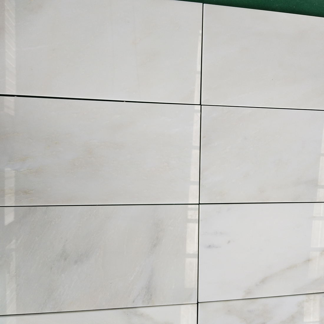 Danba White Marble Tiles 10mm