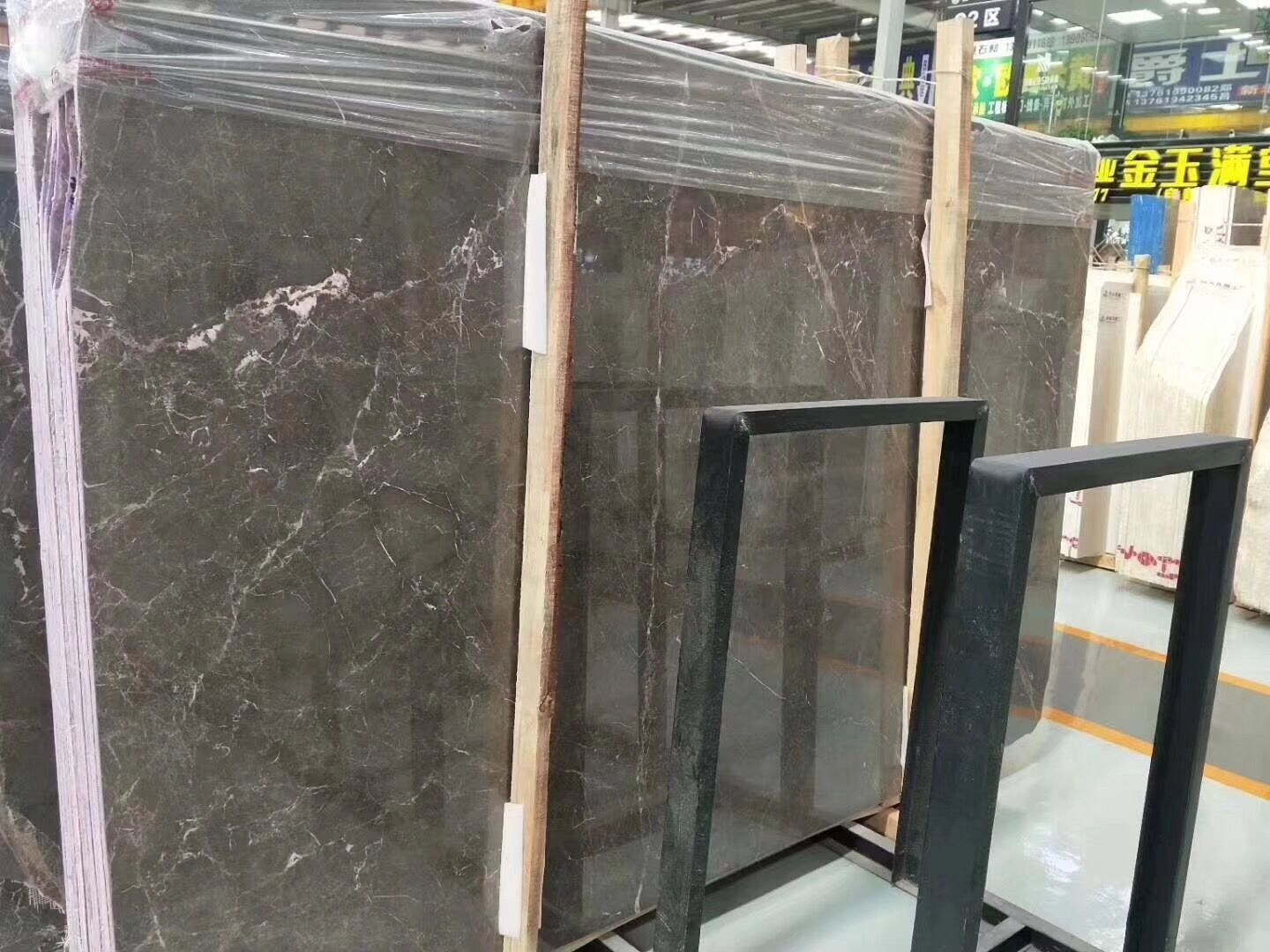 Grey Marble Big Slab