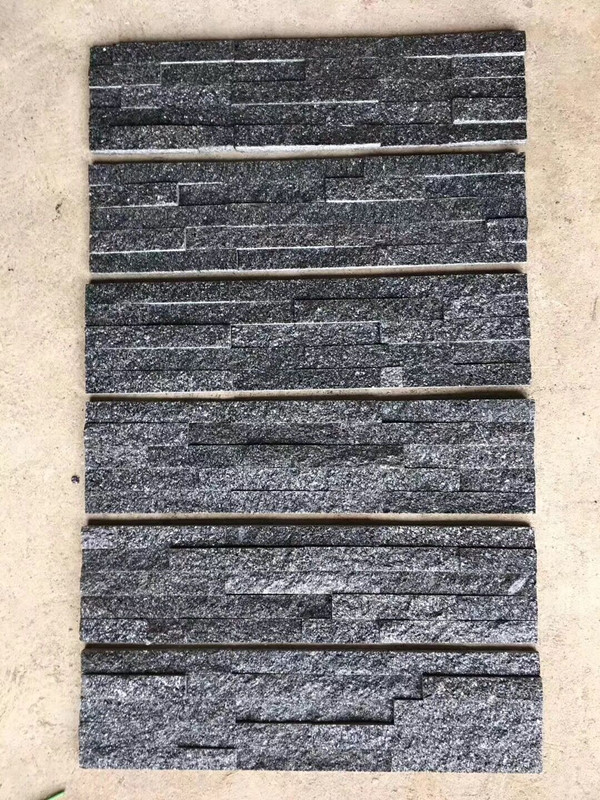 Black Quartzite Cultured Stone