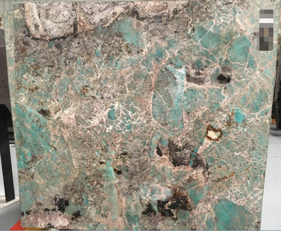 Amazon Green Marble Slabs