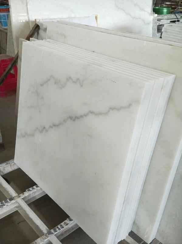 Cararra White Tiles