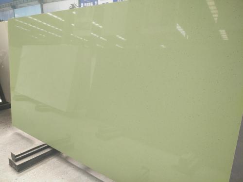 Green Onyx Quartz Slabs