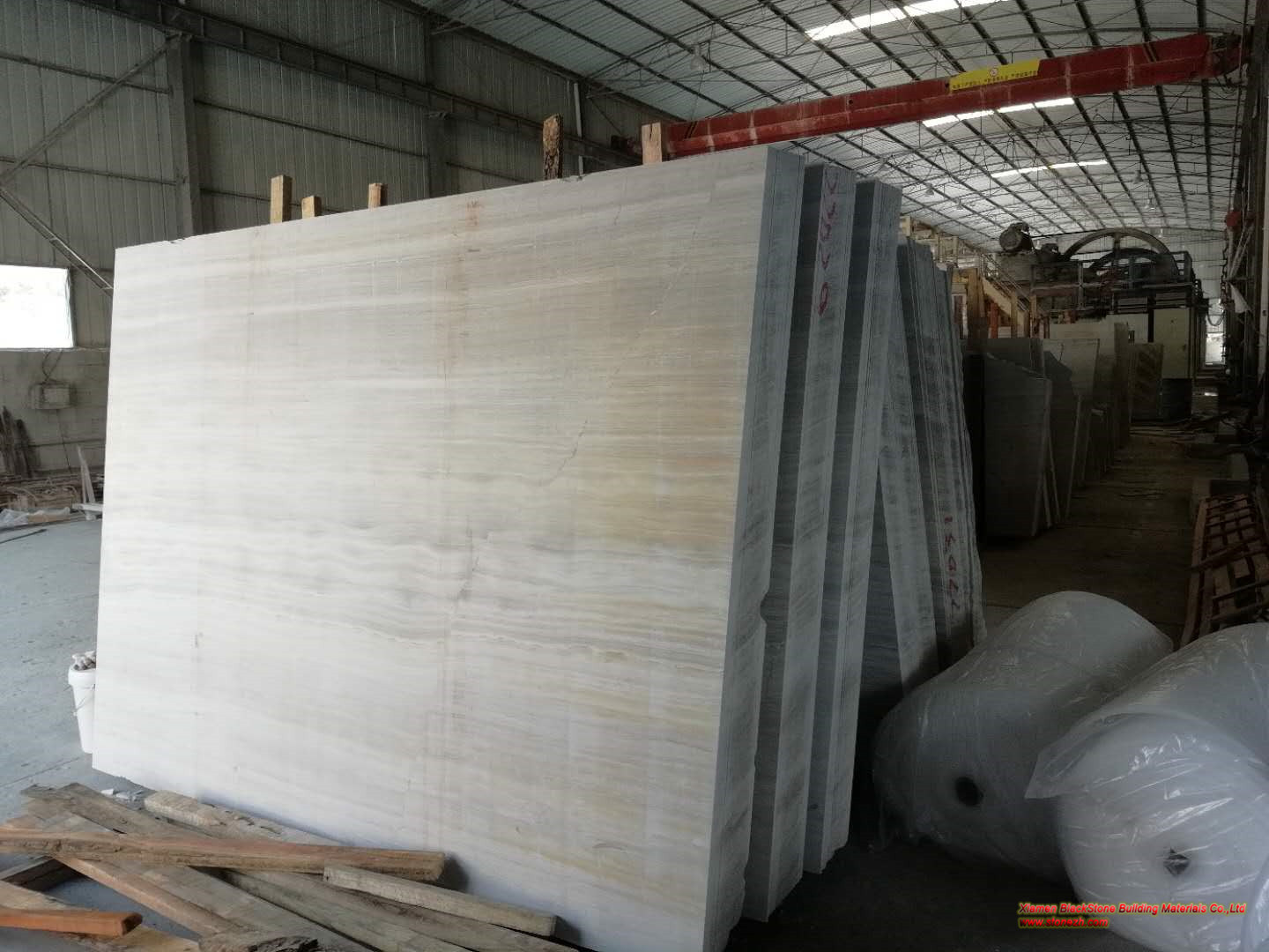 Grey Wooden Grain Marble