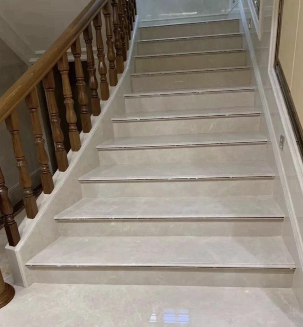 Bailuan Beige Marble staircase step tiles