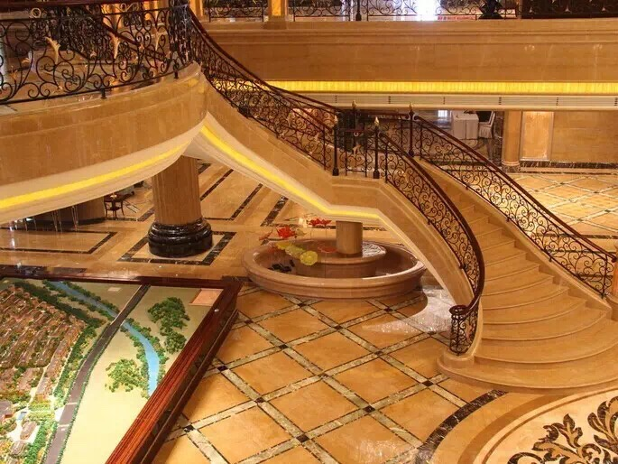 Pyramids Marble luxury step staircase stairway stairs