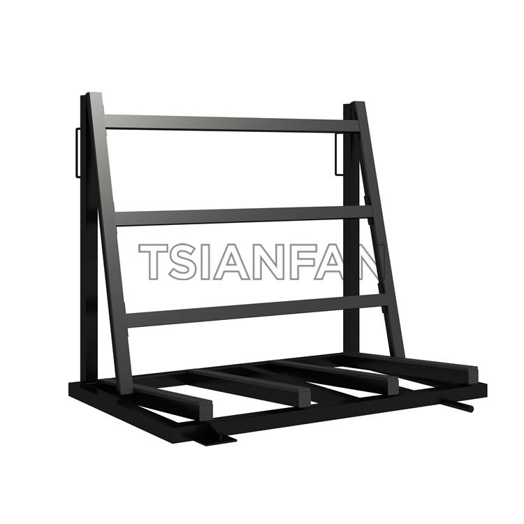 Manufacturer Of Large Slab Sliding Display Rack