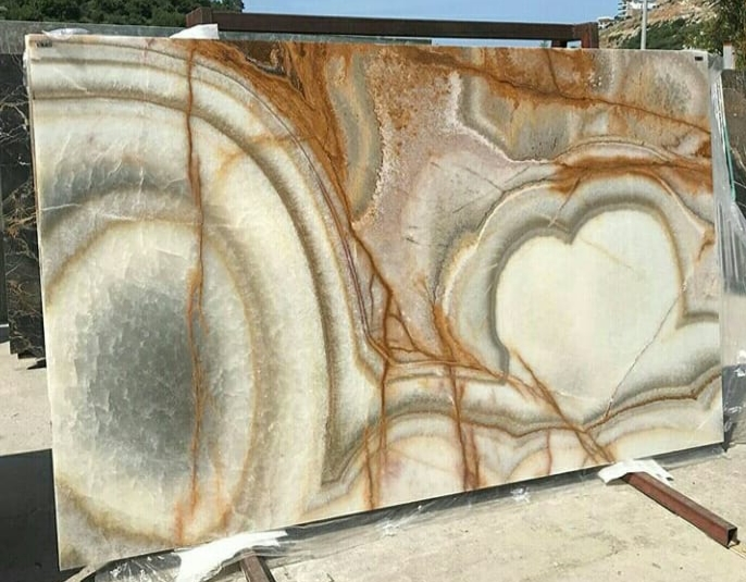 Multicolor Onyx Slabs