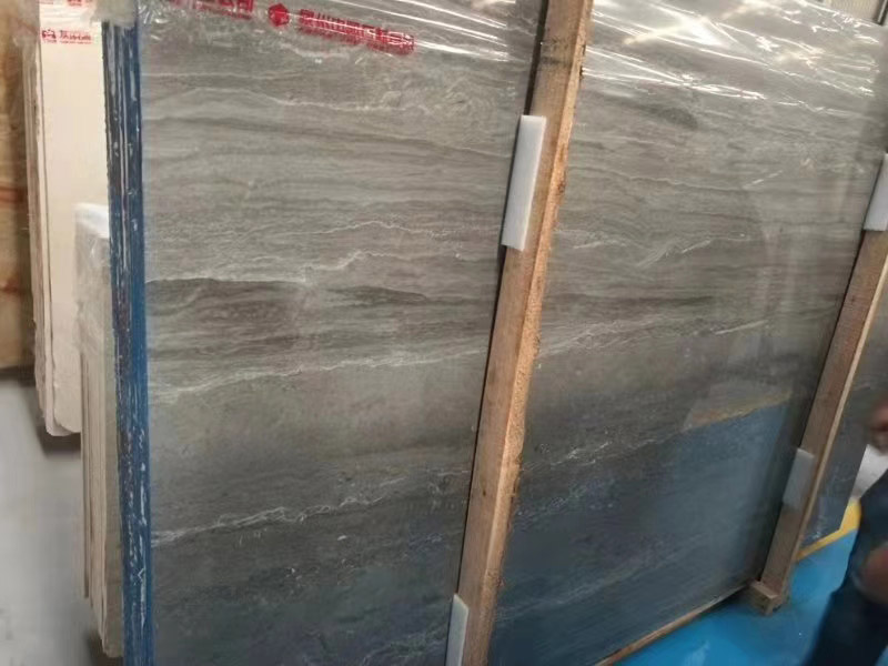 Perlino Bianco Marble Slabs from China