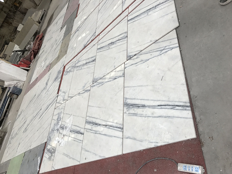 Lilac Marble Cut to Size Tiles