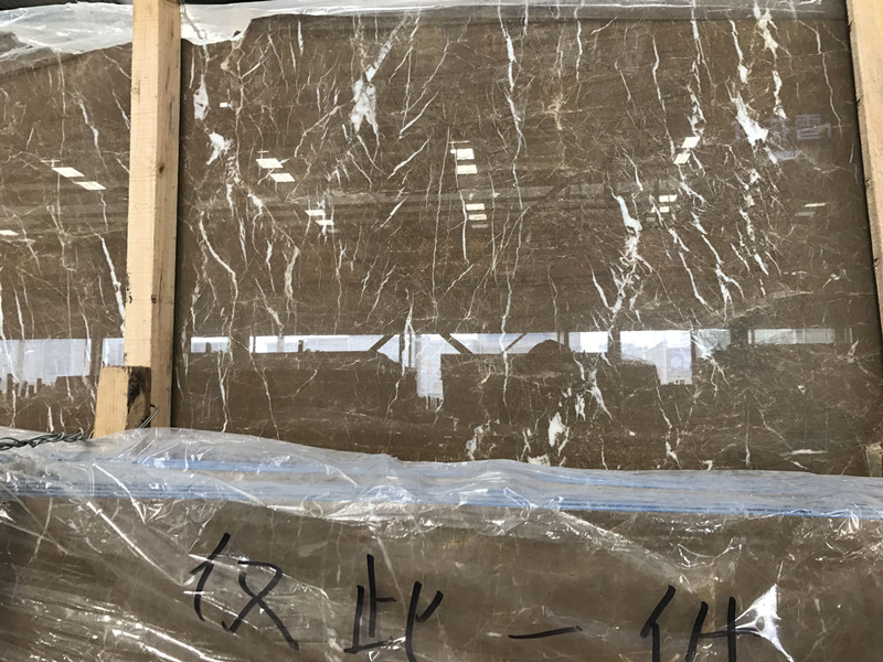 Brown Emperador Marble Slabs