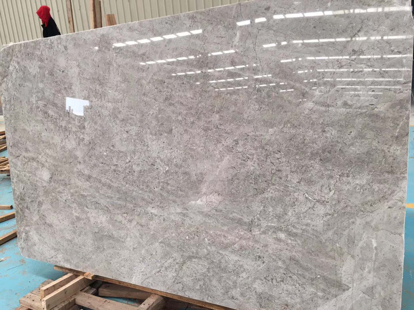 Old Mine Castle Gray Marble Slabs