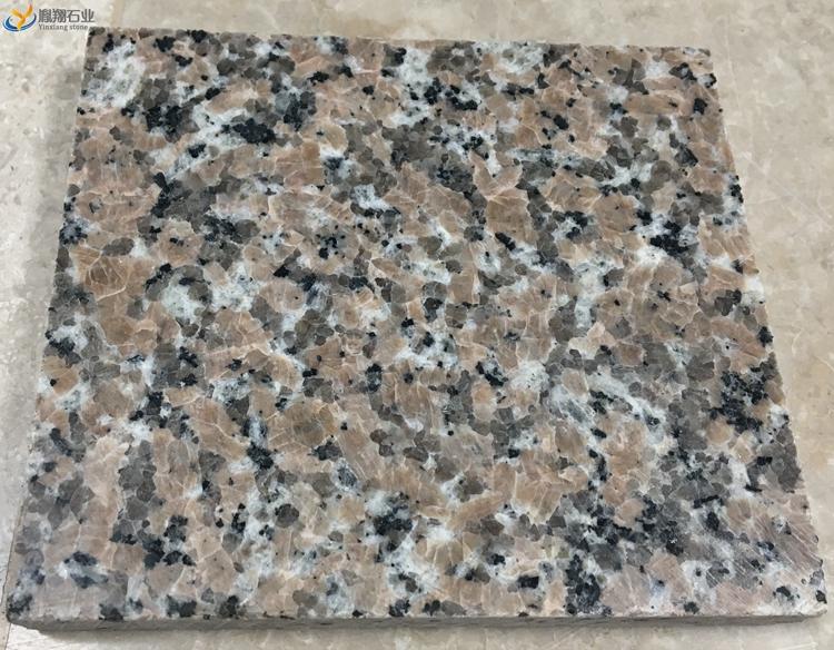 New Pink Kenaf Granite Tiles China Pink Granite